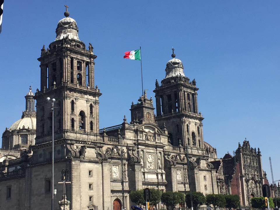 catedral ciudade mexico