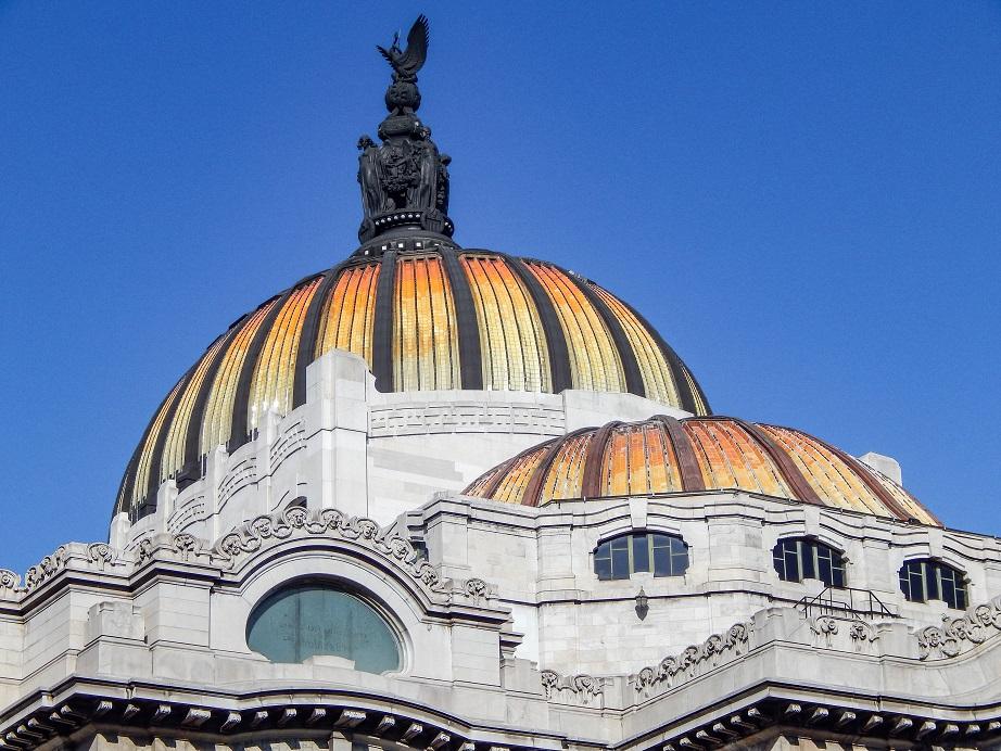 telhado palacio belas artes