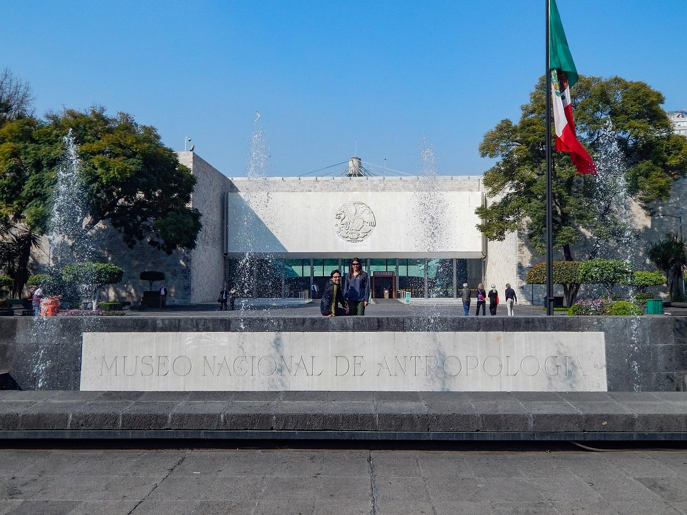 entrada museu