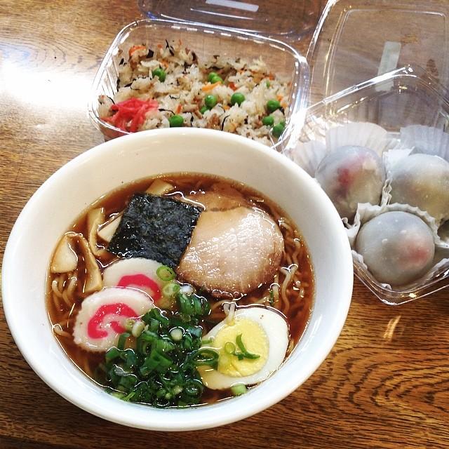 lámen ou  rámen, tipo de comida no japão