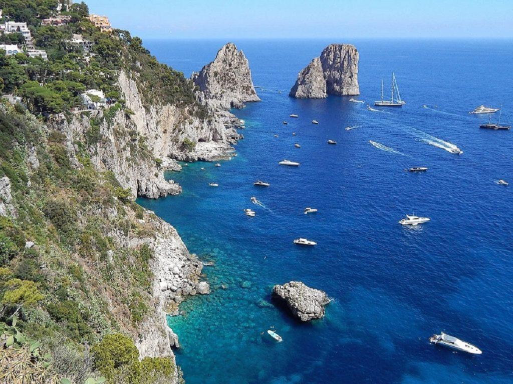 roteiro de viagem pelo sul da itália