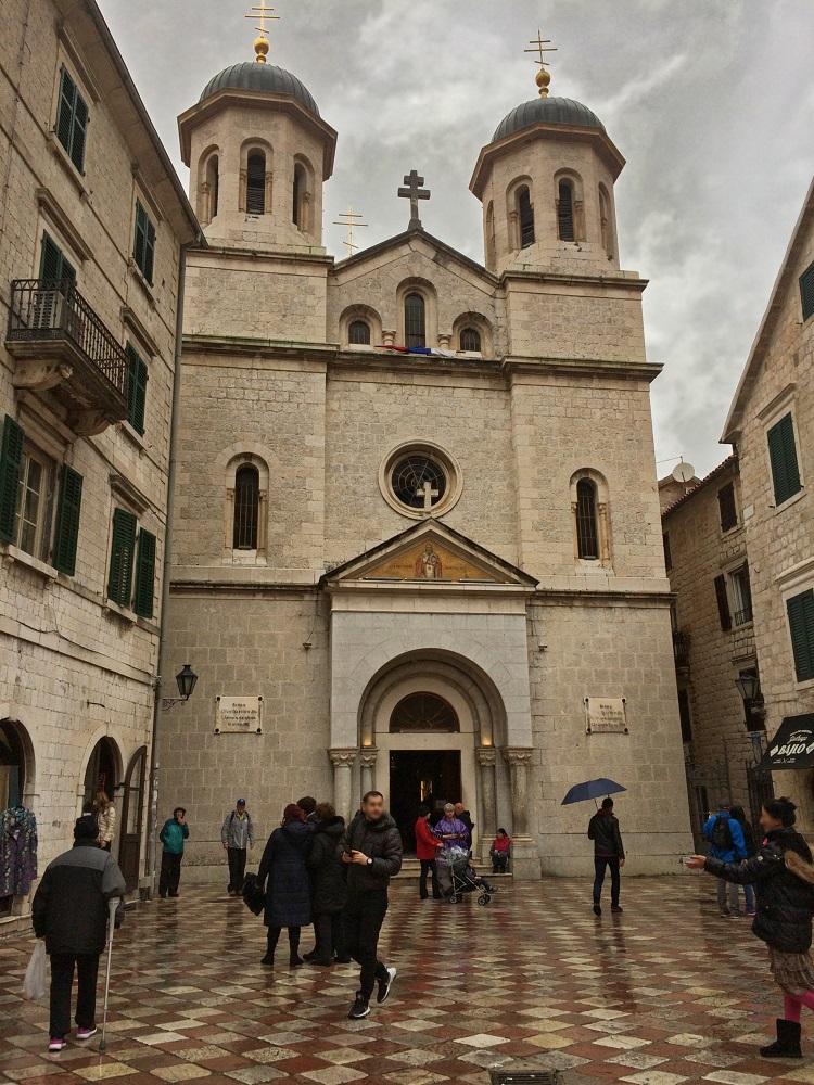 Igreja Ortodoxa de São Nicolas.