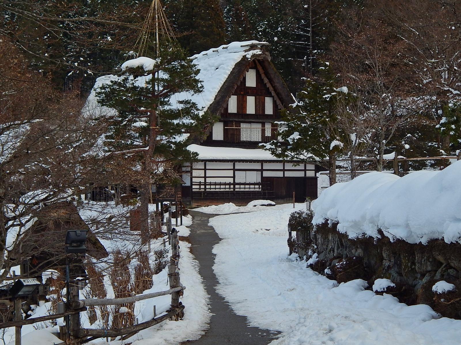Takayama, nos Alpes Japoneses.