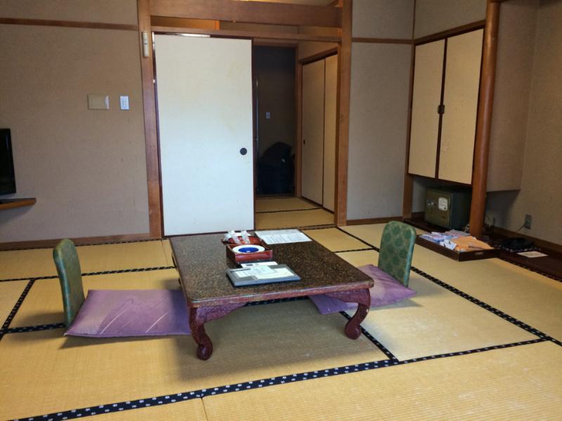 Hospedagem tradicional japonesa