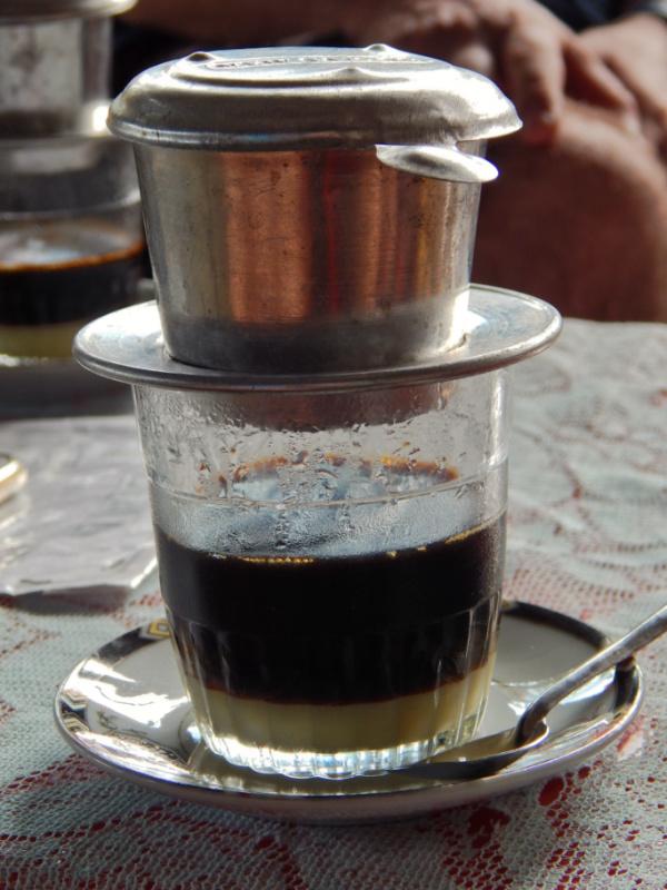 Café vietnamita.
