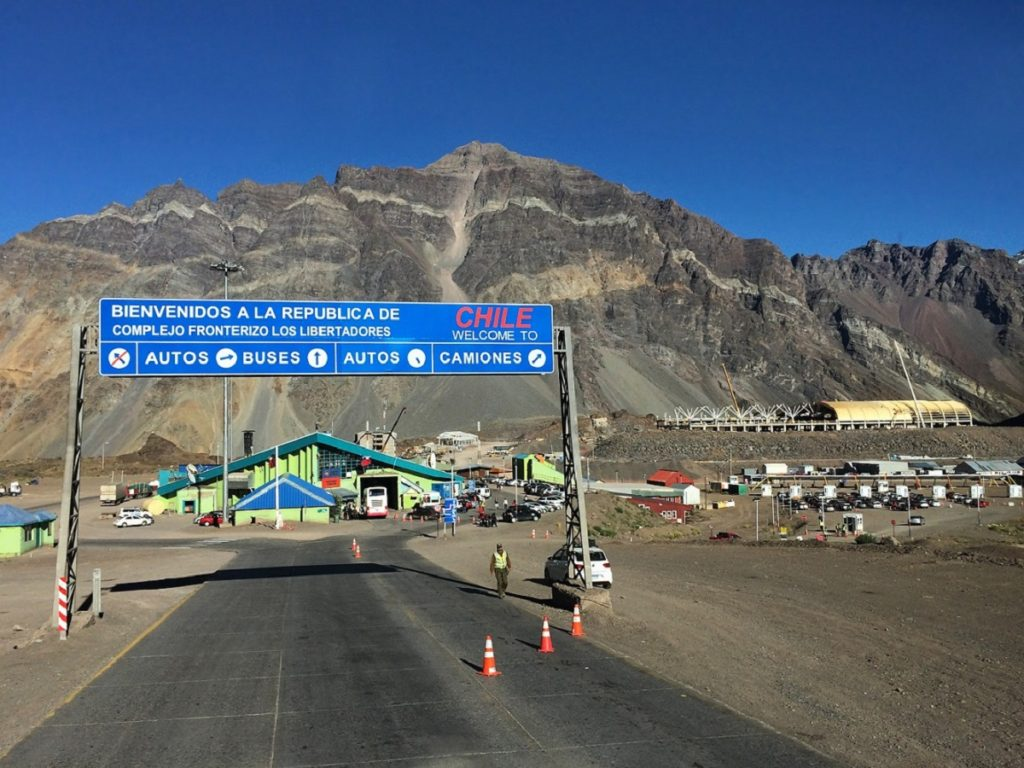 Travessia dos Andes em ônibus (de Mendoza a Santiago)