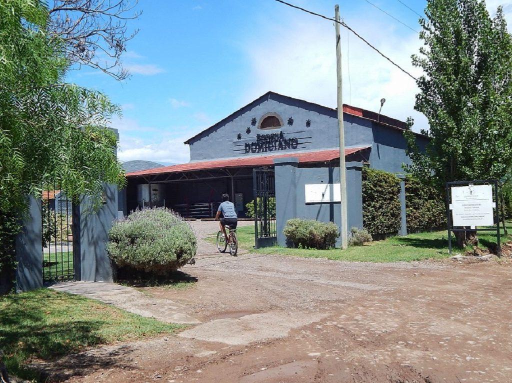 Mendoza - visitando vinícolas de bicicleta