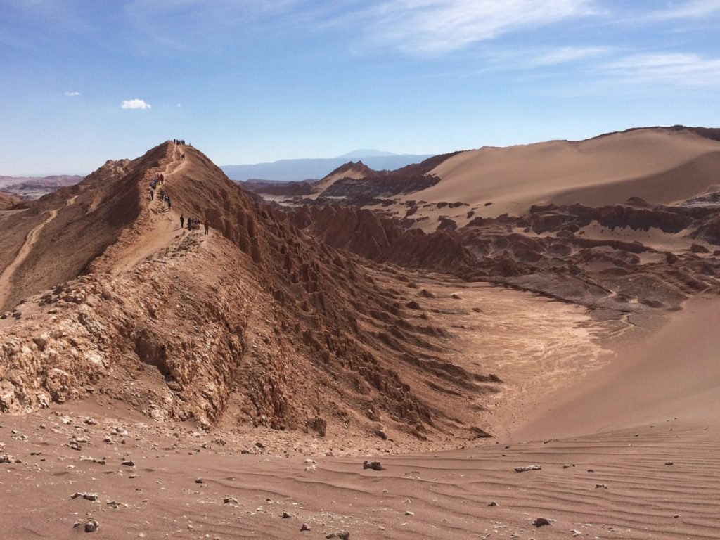 Roteiro de viagem Mendoza Atacama Uyuni Santiago.