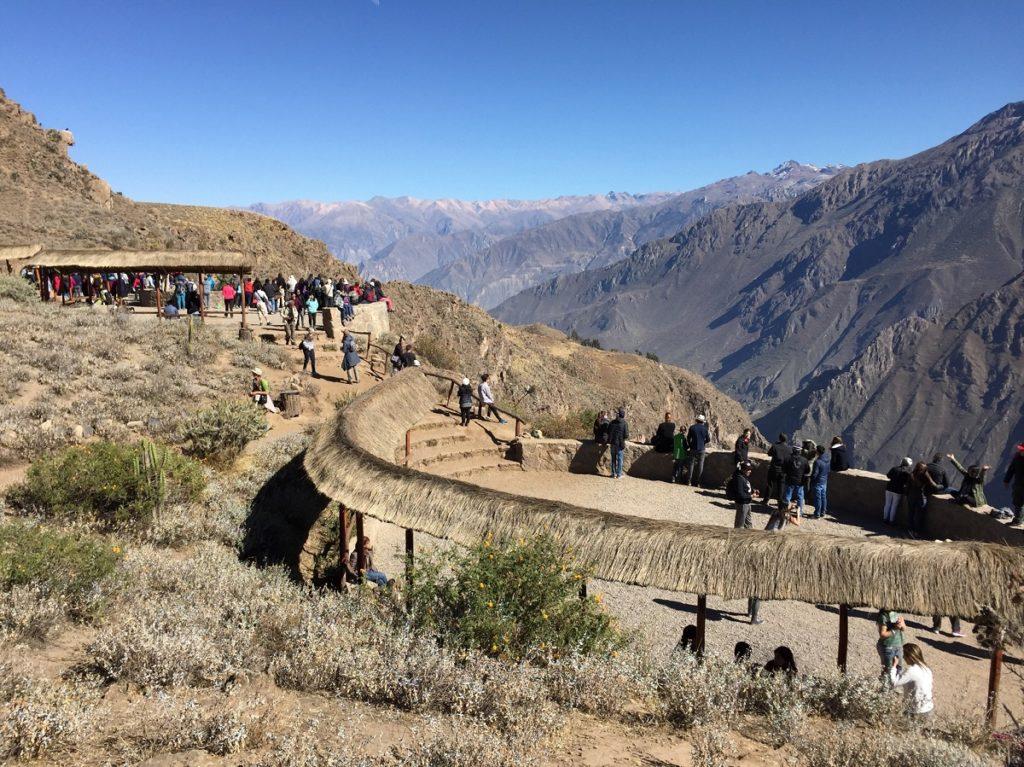 Roteiro de viagem pelo Peru - Cañon del Colca.
