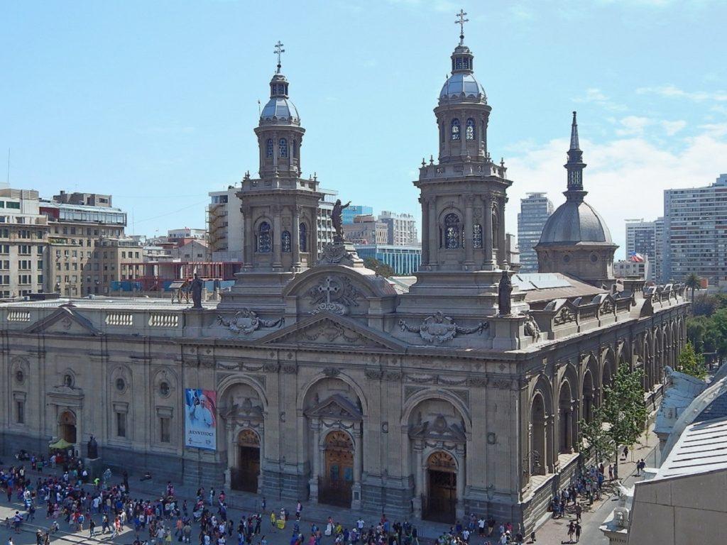 O que fazer em Santiago do Chile.