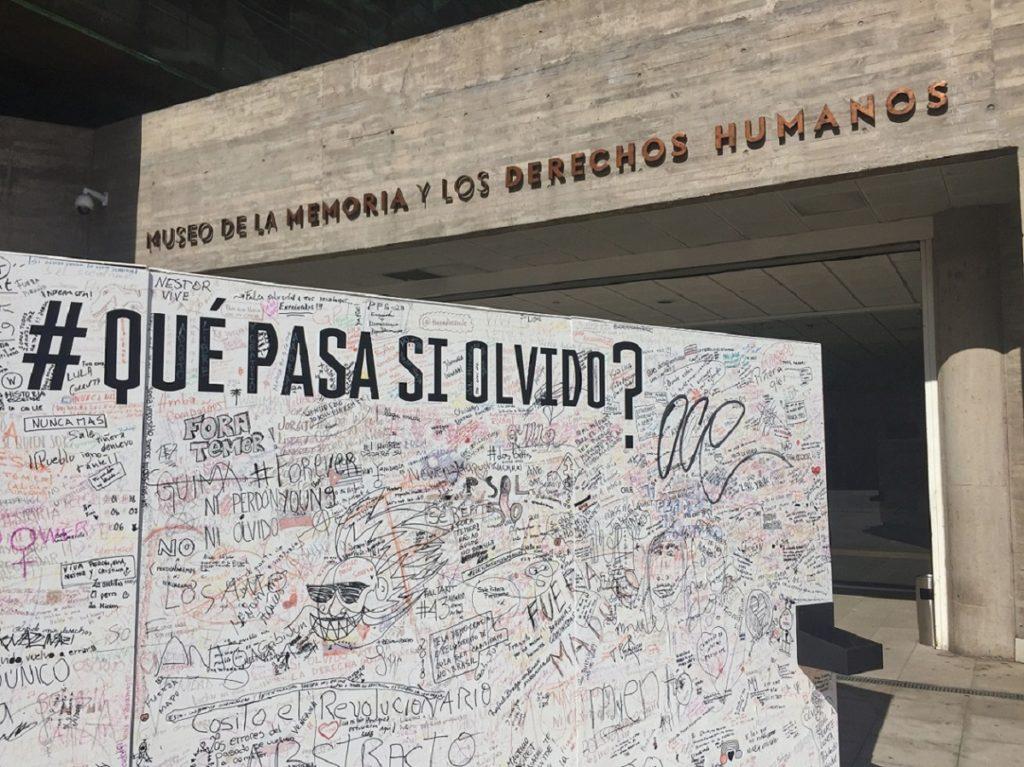 Museu dos Direitos Humanos.