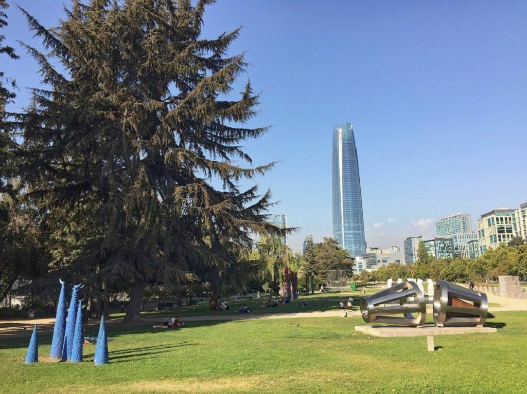 Santiago Free Walking Tour.