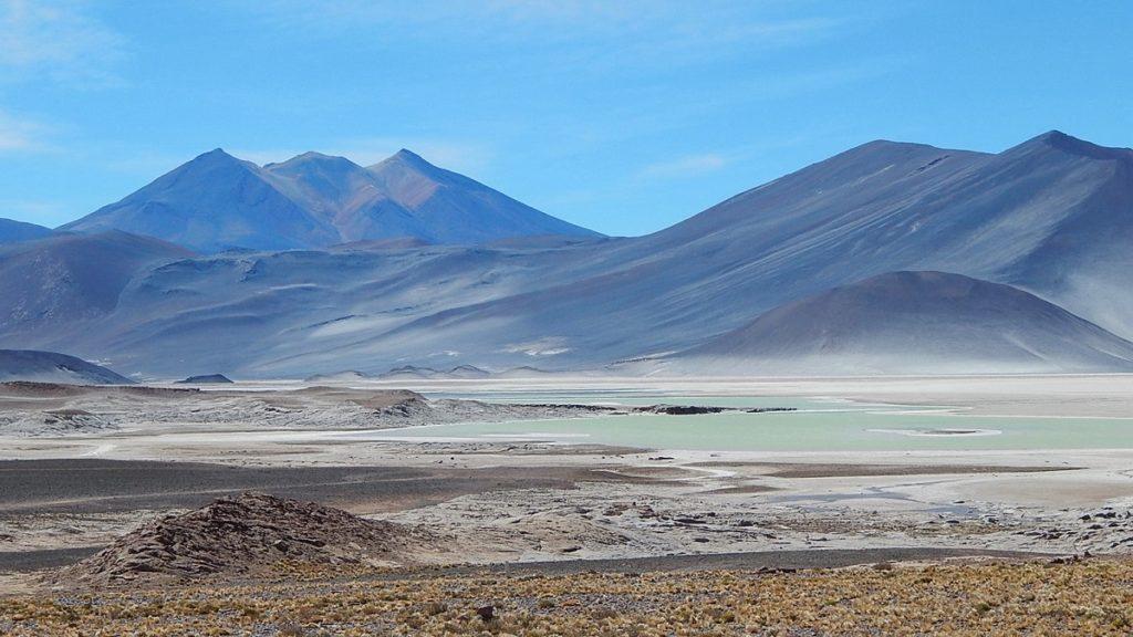 Salar de Atacama, Piedras Rojas e Lagunas Altiplânicas