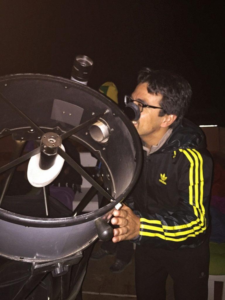 Tour Astronômico no Atacama.