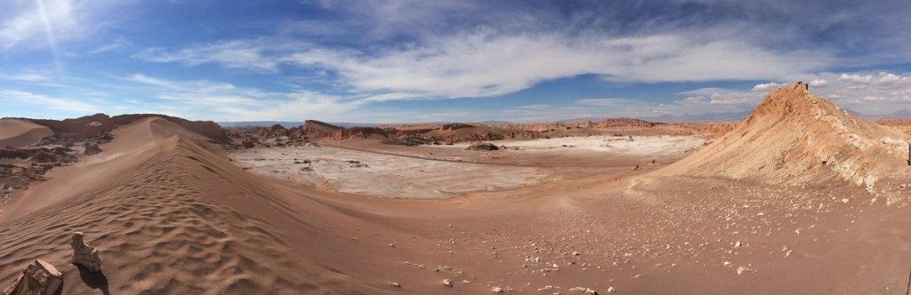 Valle de la Luna Atacama.