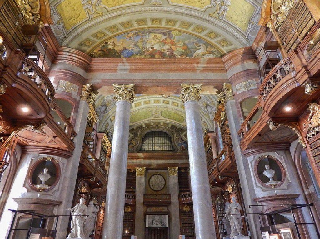 Biblioteca Nacional Austríaca.