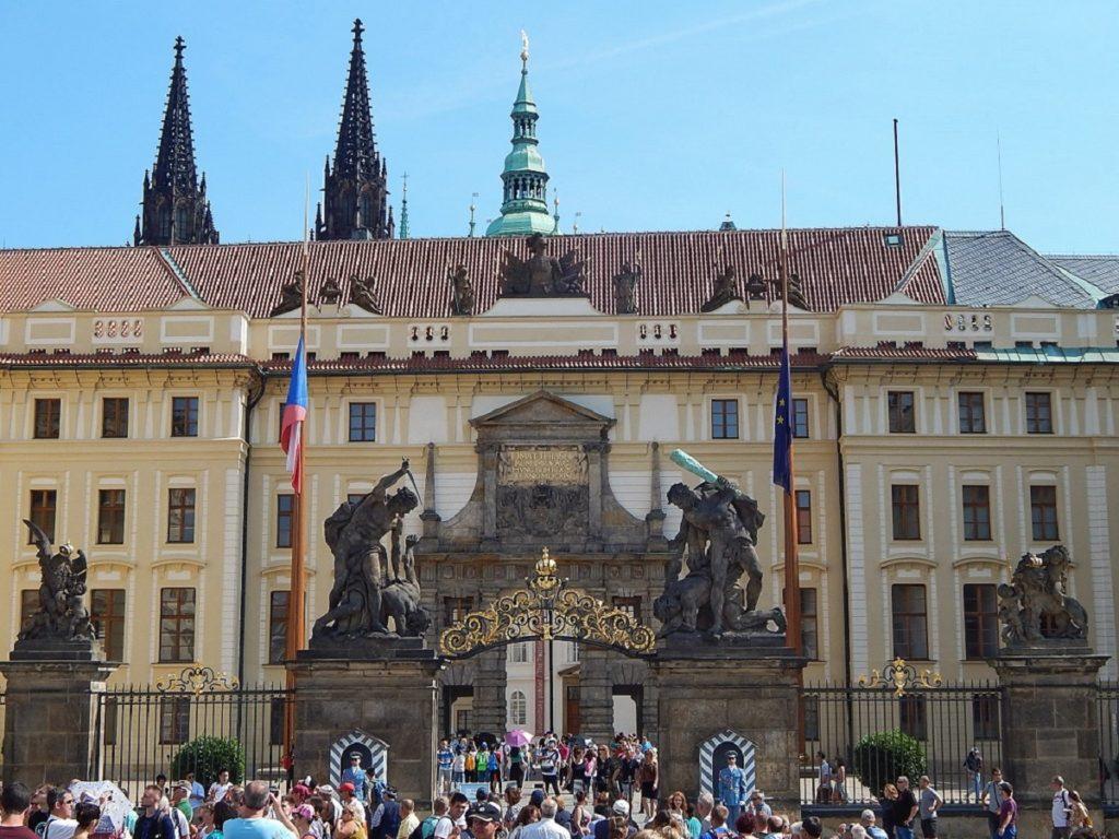 Quatro dias em Praga.
