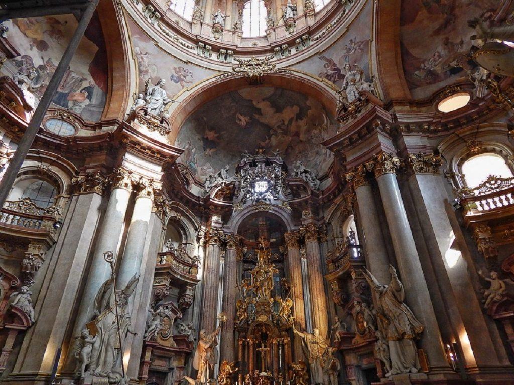 Igreja de São Nicolau.