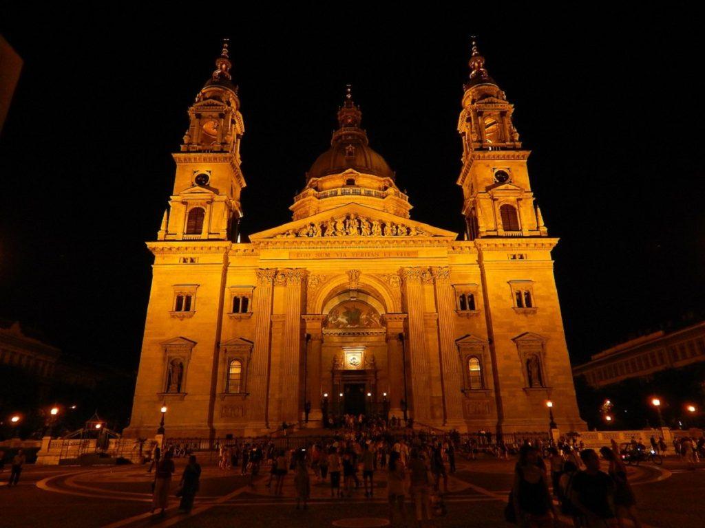 Basílica de Santo Estevão.