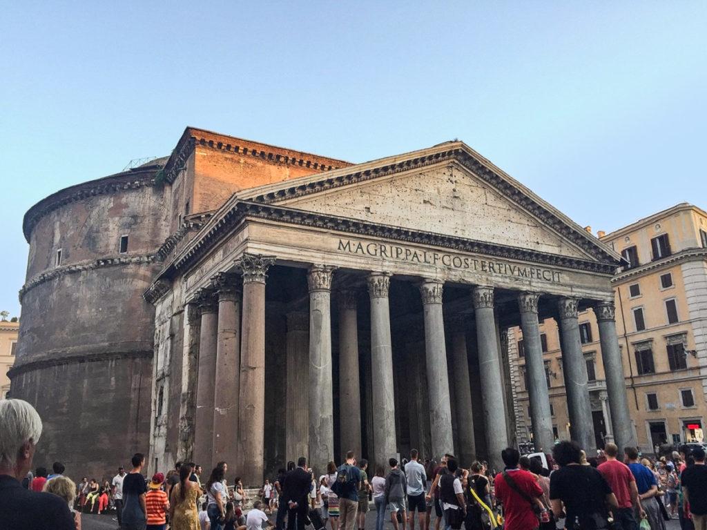 Pantheon de Roma.