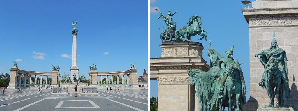 Budapeste em quatro dias.