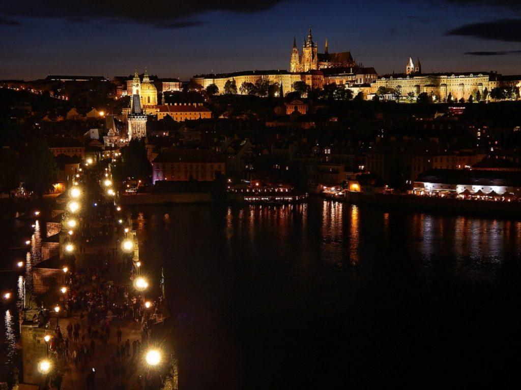 Praga em quatro dias.