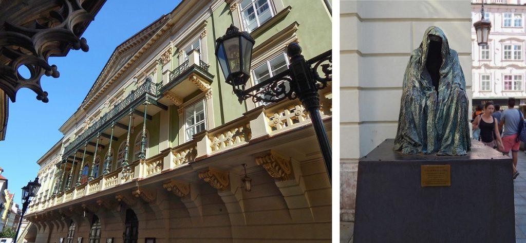 Teatro Estatal de Praga.
