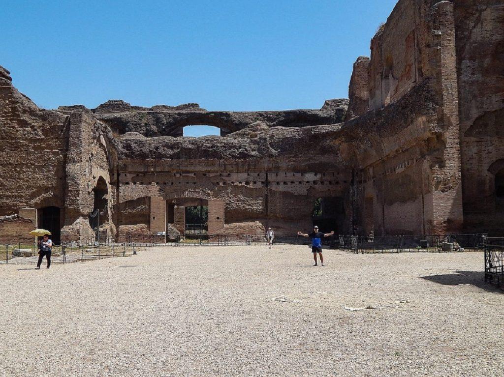 Terme di Caracalla.