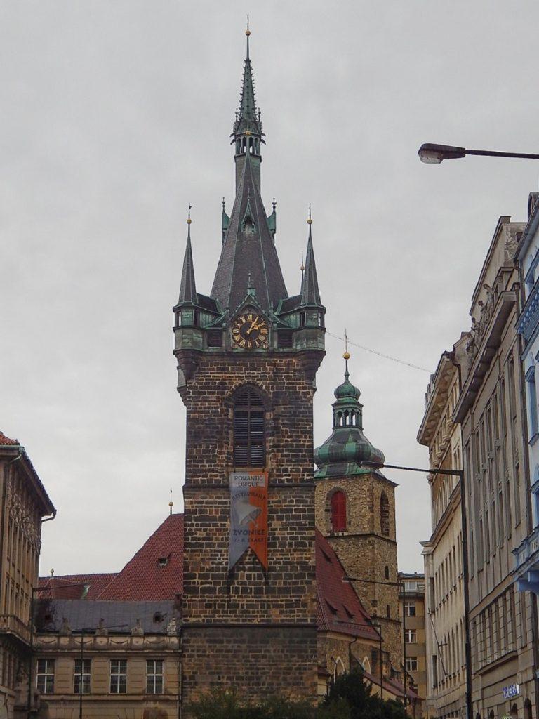 Torre Jindrisská.