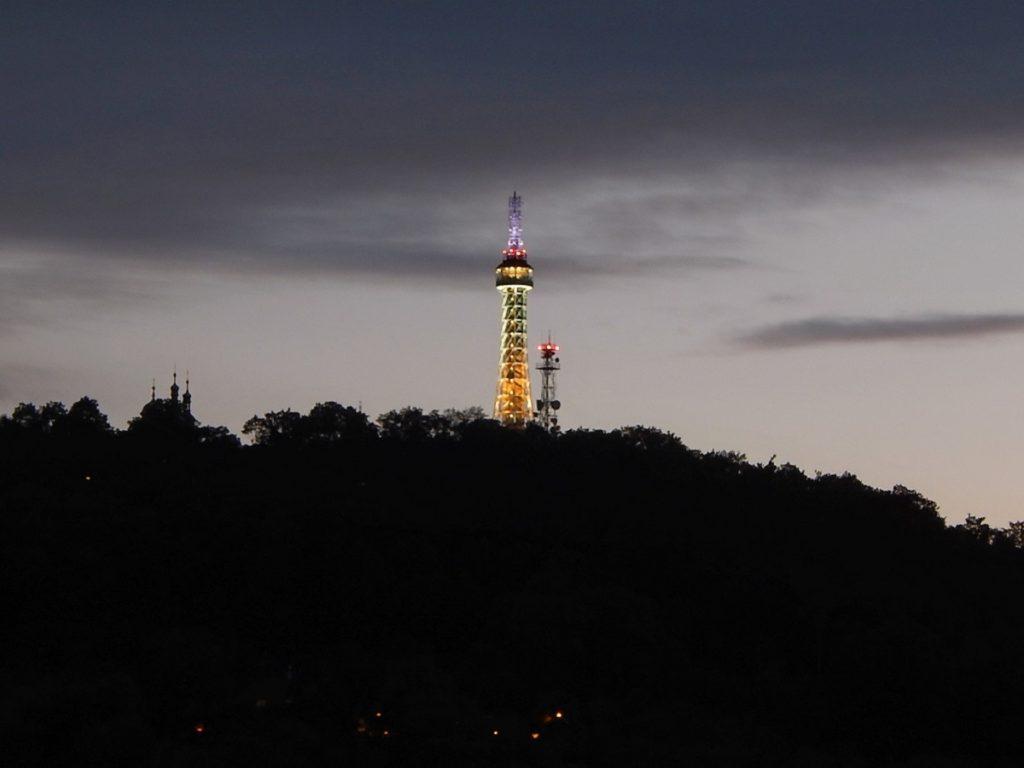 Torre Petrín.