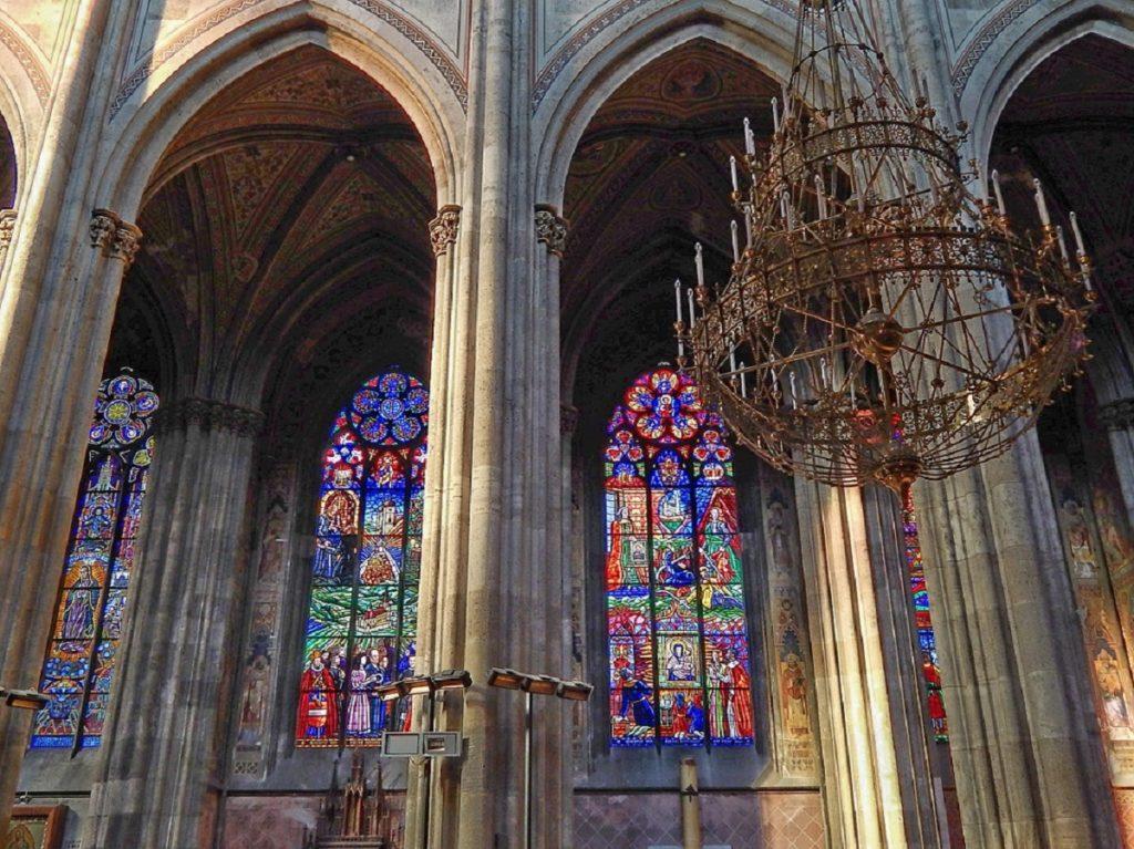Votivkirche.