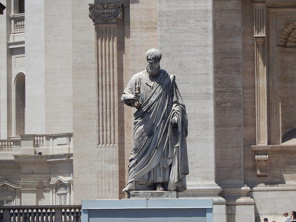 Necrópole do Vaticano.