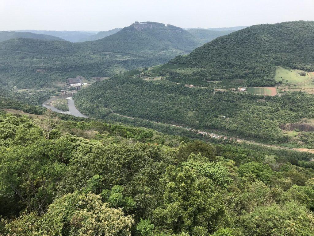 vista do vale do rio das antas