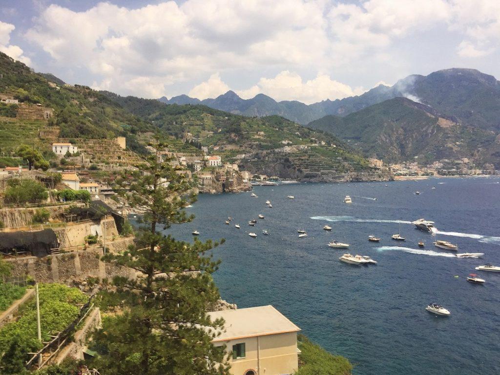 Minori, Costa Amalfitana.