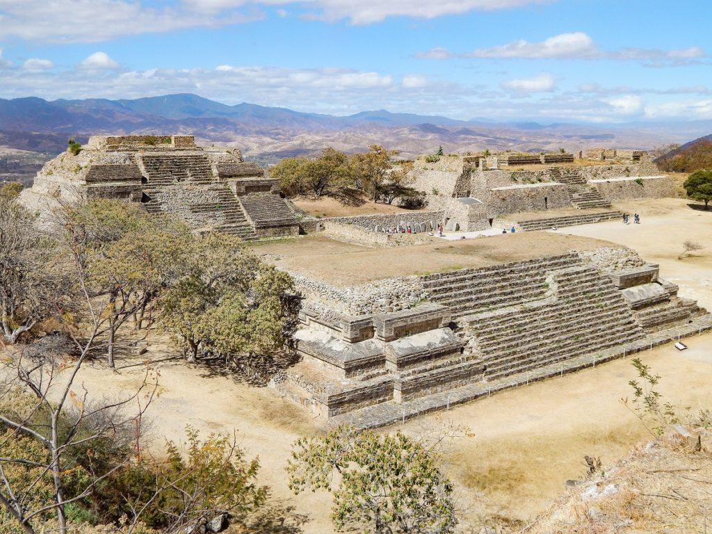 Roteiro de viagem pelo México.